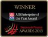 Award - AIB Winner