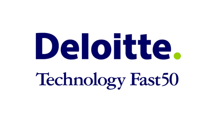 Award - Deloitte Technology Fast50 - Colour