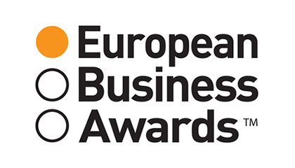 Award - European Business Awards 2016 2017 - Colour
