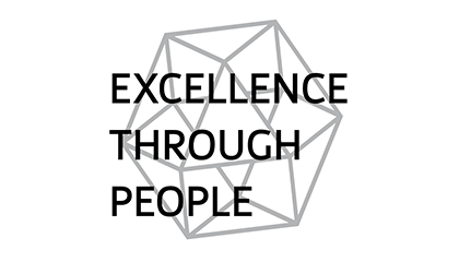 Award - Excellence Through People 2017 - Colour