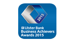 Award - Ulster Bank Best Established SME 2015 - Colour