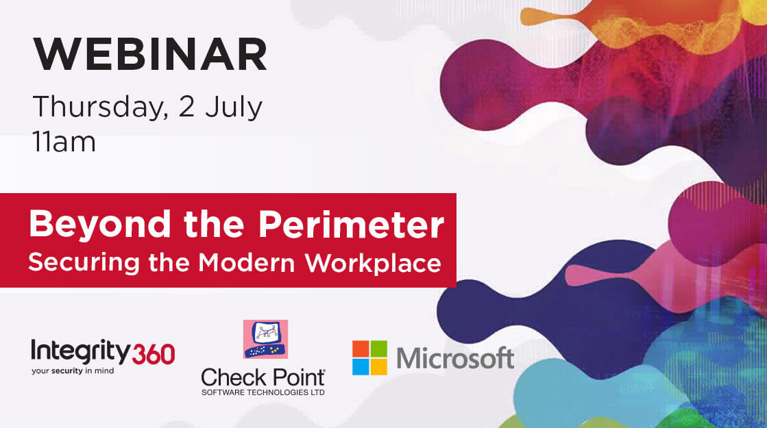 Securing Modern Workforce Webinar