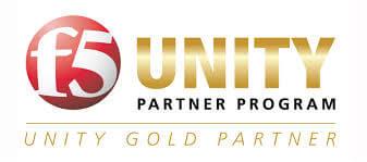 F5 Unity Partner Program Gold
