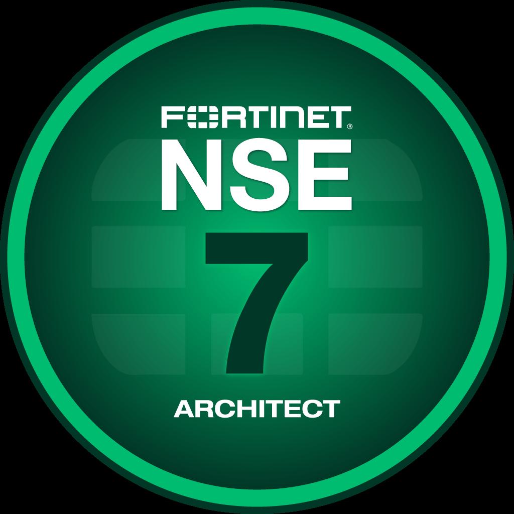 Fortinet NSE7 Architect