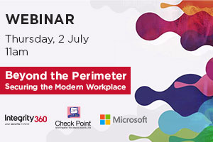 Beyond the Perimeter – Securing the Modern Workplace