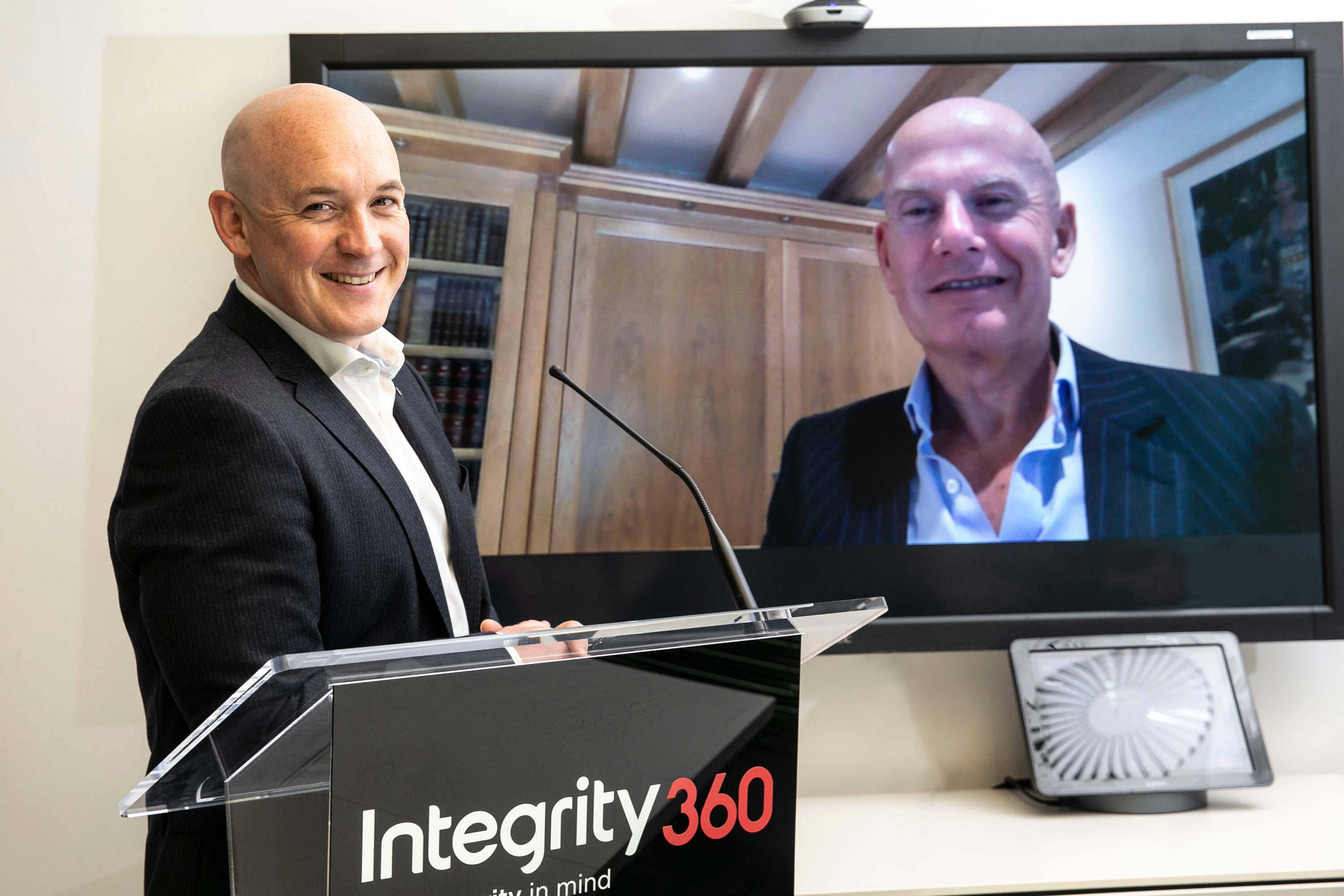 Integrity360announces major strategic investment for growth